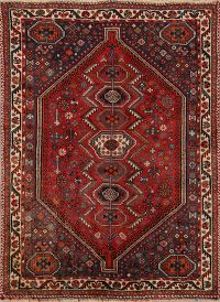 4x5 Shiraz Persian Area Rug