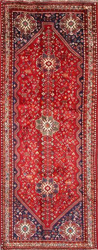 4x11 Shiraz Persian Rug Runner