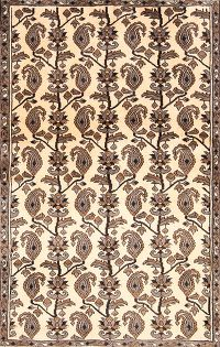 3x5 Gabbeh Shiraz Persian Rug Runner