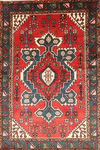 4x7 Malayer Persian Area Rug