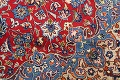 Floral Red Isfahan Persian Area Rug 8x13 image 9