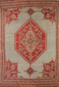 15x19 Oushak Turkish Oriental Area Rug