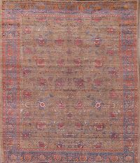 8x9 Tabriz Persian Area Rug