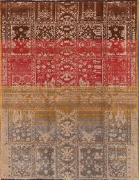 5x6 Shiraz Persian Area Rug