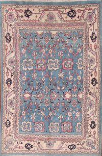 7x10 Sultanabad Mahal Persian Area Rug