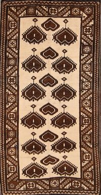 4x7 Gabbeh Persian Area Rug