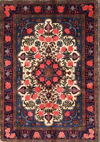3x5 Bidjar Persian Area Rug