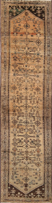 3x14 Malayer Persian Rug Runner