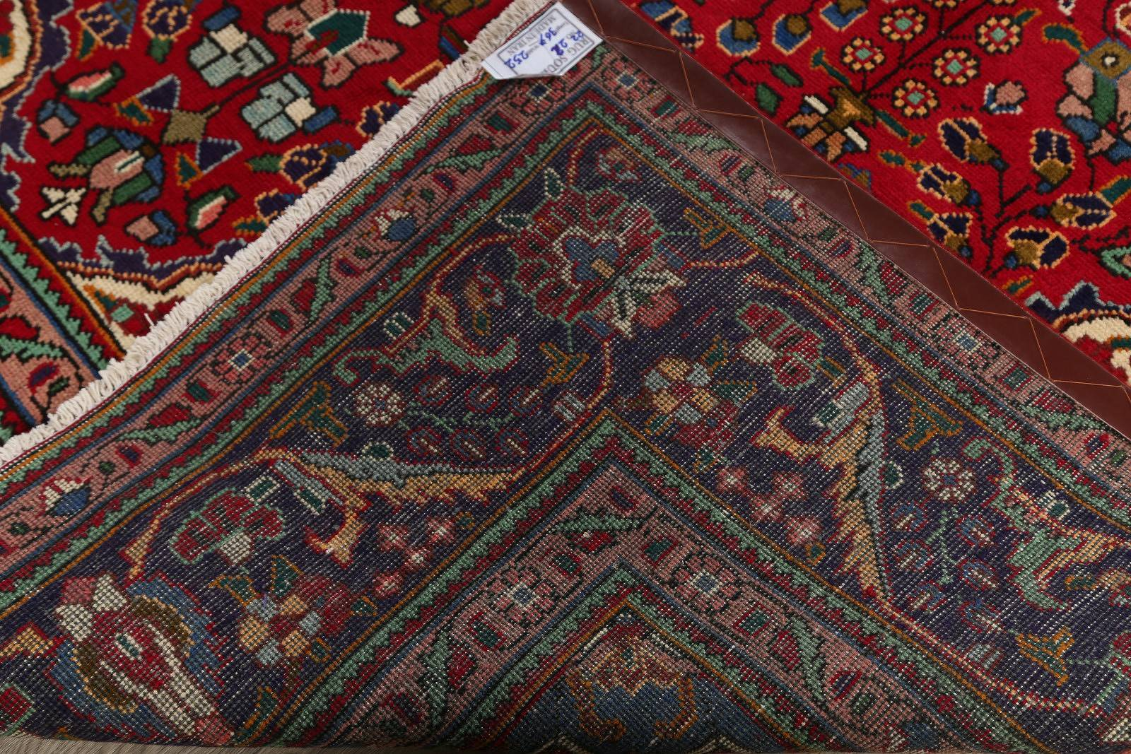 8x12 Tabriz Persian Area Rug