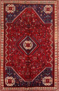 6x9 Abadeh Persian Area Rug
