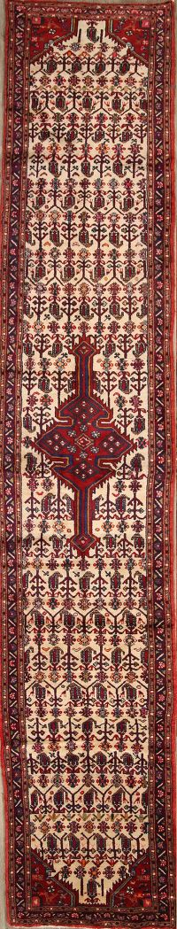 3x17 Malayer Persian Rug Runner