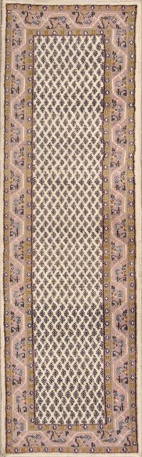 2x8 Botemir Boteh Indian Oriental Rug Runner