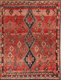 Lori Shiraz Persian Tribal Area Rug 5x7
