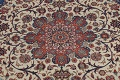 Floral 9x13 Isfahan Persian Area Rug image 5
