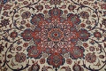 Floral 9x13 Isfahan Persian Area Rug image 12