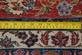 Floral 9x13 Isfahan Persian Area Rug image 23