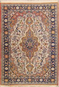 3x4 Sarouk Persian Area Rug