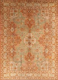 8x11 Oushak Turkish Oriental Area Rug