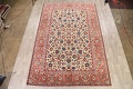 Floral 9x13 Isfahan Persian Area Rug image 2