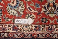 Floral 9x13 Isfahan Persian Area Rug image 16