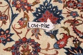 Floral 9x13 Isfahan Persian Area Rug image 18