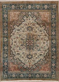 7x9 Tabriz Persian Area Rug