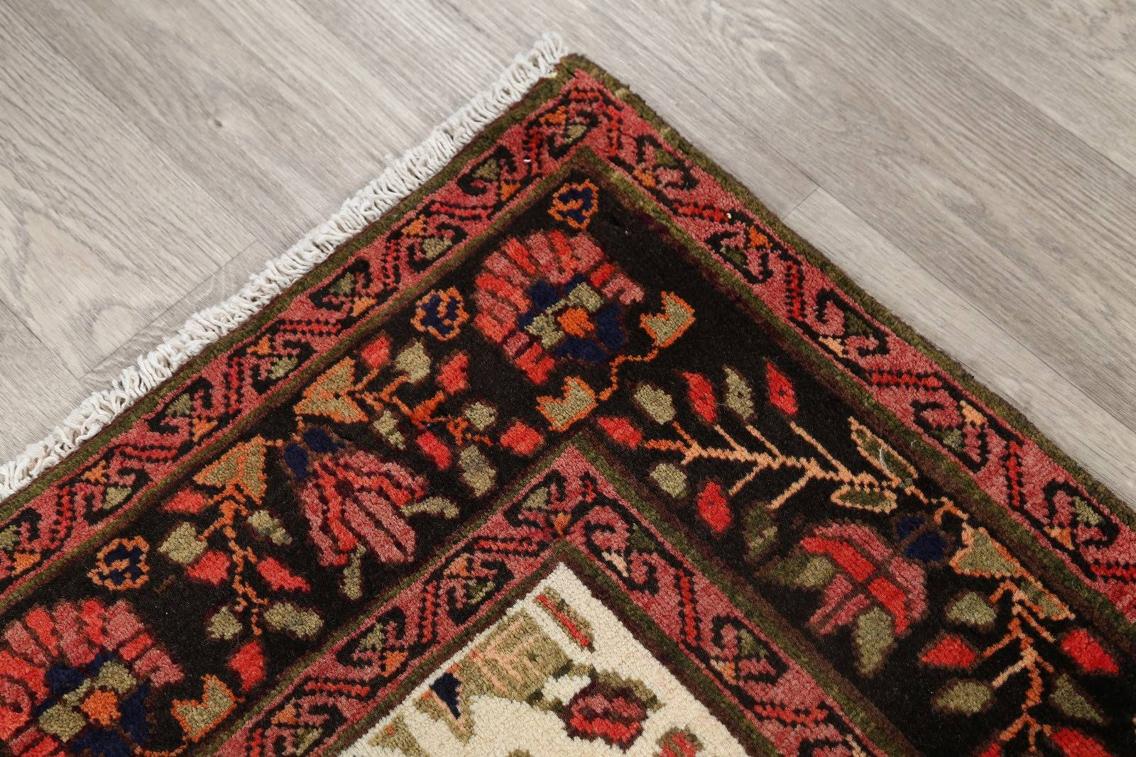 All-Over Floral 6x8 Sirjan Persian Area Rug