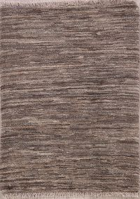 Soft Plush Thick Pile 3x4 Gabbeh Zolanvari Shiraz Persian Area Rug