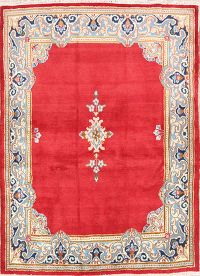 4x5 Kerman Persian Area Rug