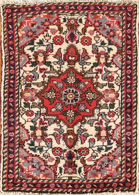 2x3 Malayer Hamadan Persian Area Rug
