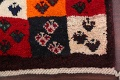 Thick Pile Tribal 2x6 Gabbeh Shiraz Persian Rug Runner image 6
