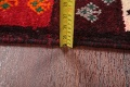 Thick Pile Tribal 2x6 Gabbeh Shiraz Persian Rug Runner image 16