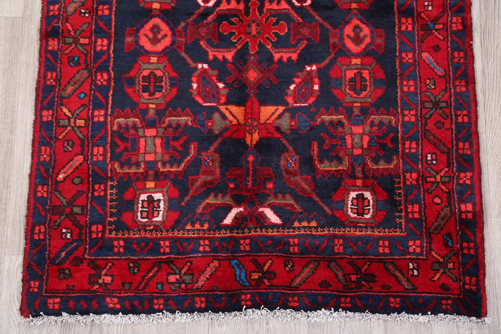 Geometric 3x5 Nanaj Persian Area Rug