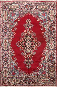 7x10 Kerman Persian Area Rug