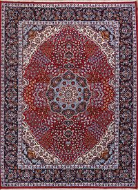 Soft Plush Floral 10x13 Najafabad Persian Area Rug