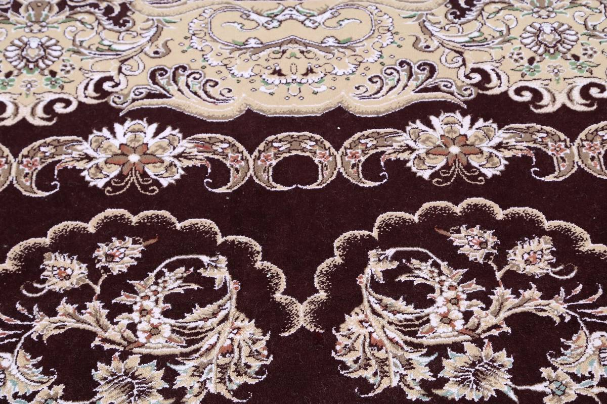Traditional Floral 10x13 Tabriz Persian Area Rug image 10
