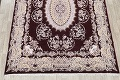 Traditional Floral 10x13 Tabriz Persian Area Rug image 5