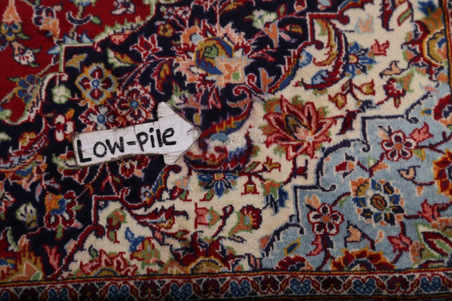 Traditional Floral 10x14 Kashan Persian Area Rug image 15