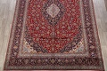 Traditional Floral 10x14 Kashan Persian Area Rug image 5