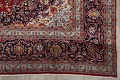 Traditional Floral 10x14 Kashan Persian Area Rug image 6