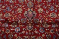 Traditional Floral 10x14 Kashan Persian Area Rug image 9