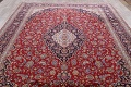 Traditional Floral 10x14 Kashan Persian Area Rug image 11