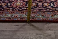 Traditional Floral 10x14 Kashan Persian Area Rug image 20