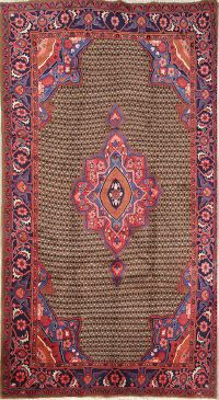 Geometric 5x9 Sarab Persian Area Rug
