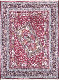 Soft Plush Floral 10x12 Kashmar Persian Area Rug