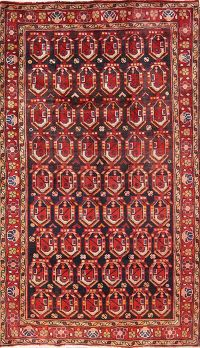 All Over Design 4x7 Ardebil Persian Area Rug