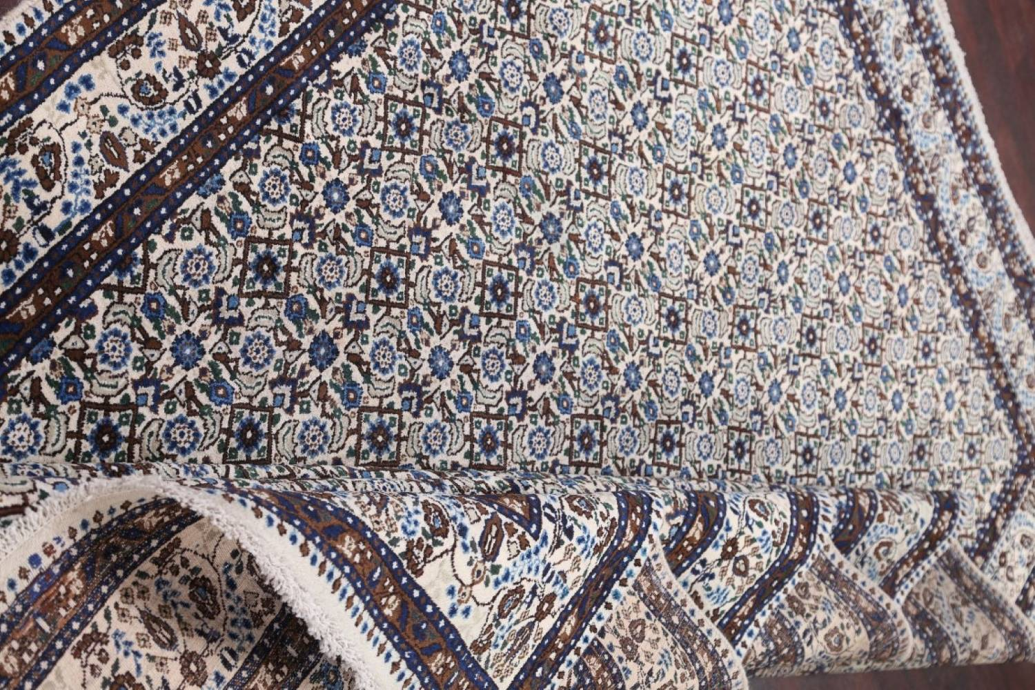 All-Over Floral 7x11 Mood Persian Wool Area Rug image 15