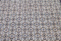 All-Over Floral 7x11 Mood Persian Wool Area Rug image 4