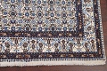 All-Over Floral 7x11 Mood Persian Wool Area Rug image 6