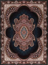 Decorative 10x13 Tabriz Persian Area Rug